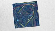 "CD-Cover ""Circuits"" © Edition Records"