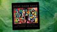 "CD-Cover: ""Steve Gadd Band"" © Bfm Jazz (in-Akustik)"