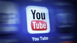 Das Logo von Youtube © NDR