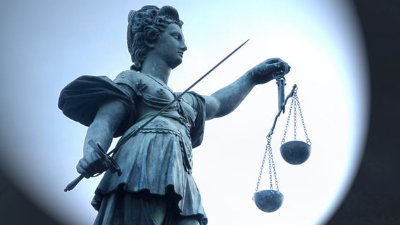 Justitia. © imago Foto: Ralph Peters