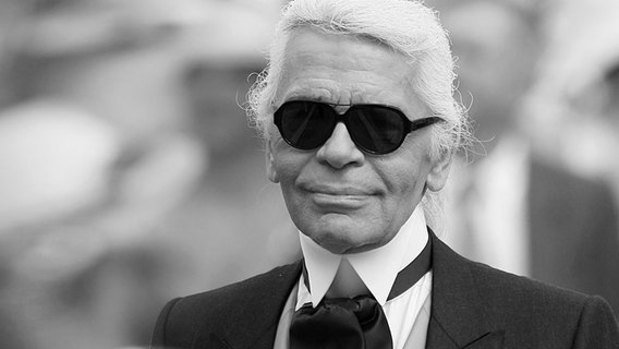 Karl Lagerfeld © picture alliance Foto: empics