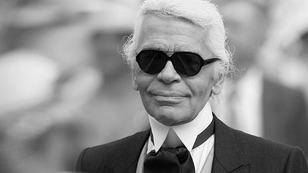 Seiner Zeit Voraus Trauer Um Karl Lagerfeld Ndrde Kultur