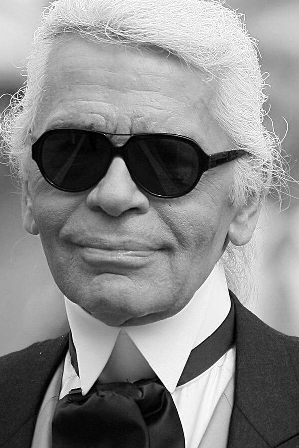 Karl Lagerfeld: Modezar wäre heute 86 geworden