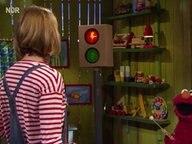 Bert sitzt verwirrt neben einer Eule © NDR/Sesame Workshop Foto: NDR
