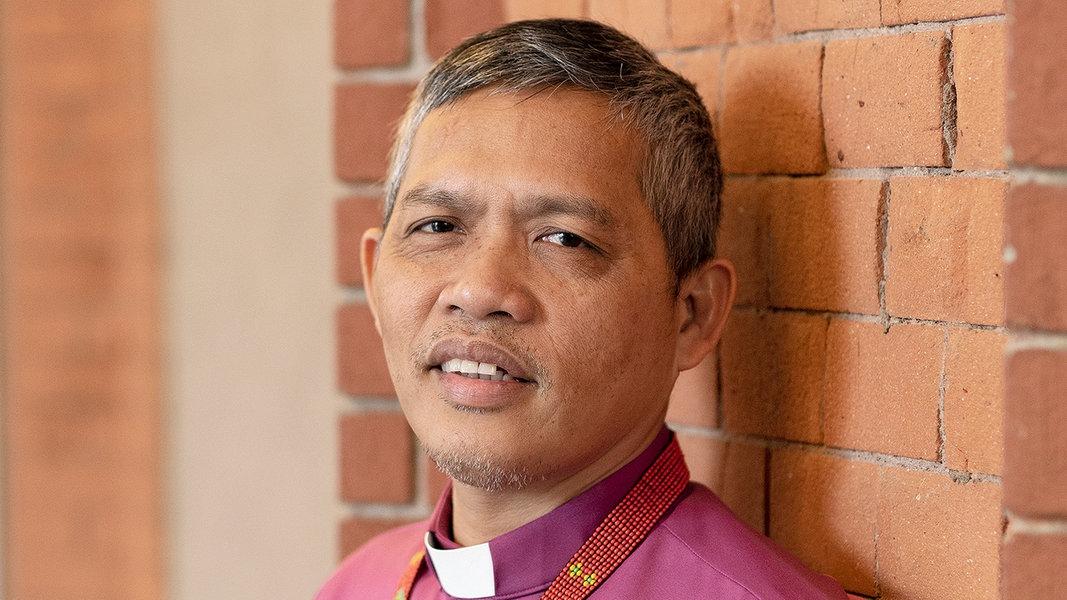 Bischof Antonio Ablon kämpft für die Indigenen auf den Philippinen
