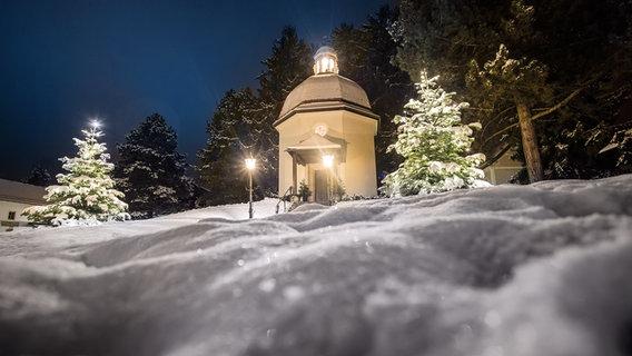 Weihnachtslieder Kirche.Weihnachtslied Stille Nacht Wird 200 Jahre Alt Ndr De Kultur