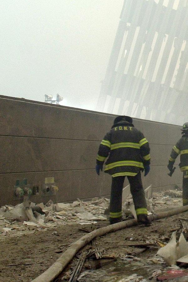 Kirchenredakteurin Stefanie Grossmann erinnert an 9/11