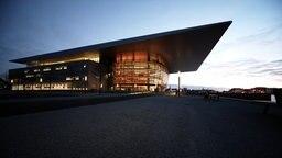 Die neue Oper in Kopenhagen © picture-alliance/ dpa Foto: Lars Schmidt