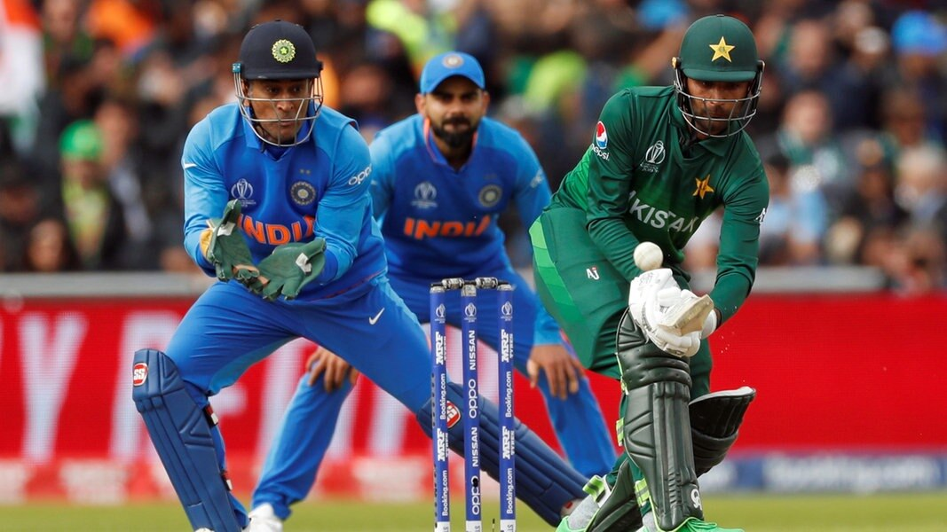 Diesmal ein Spiel: Indien gegen Pakistan