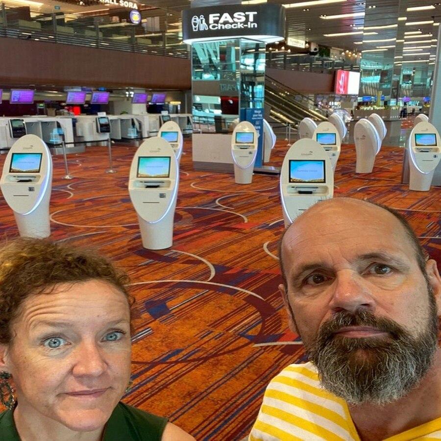 Harte Landung - Singapur und Thailand in Zeiten von Corona