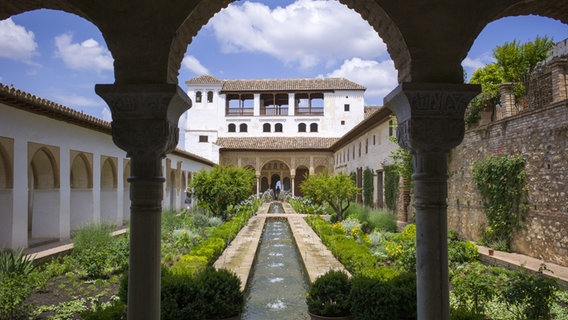 Alhambra © Picture Alliance Foto: J.W.Alker