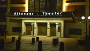 Das Altonaer Theater in Hamburg © picture alliance/BREUEL-BILD
