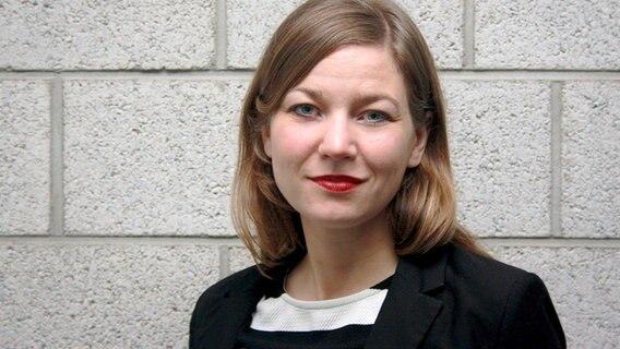 Anna-<b>Mareike Krause</b> ist zuständig für den Social-Media-Bereich der <b>...</b> - annamareikekrause100_v-contentgross