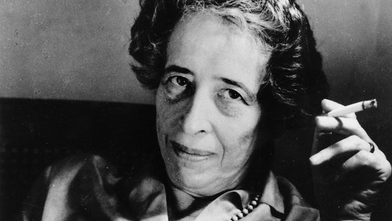 Hannah Arendt © picture-alliance/AP Images