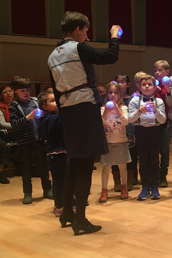Beethoven-Familientag beim NDR in Hamburg