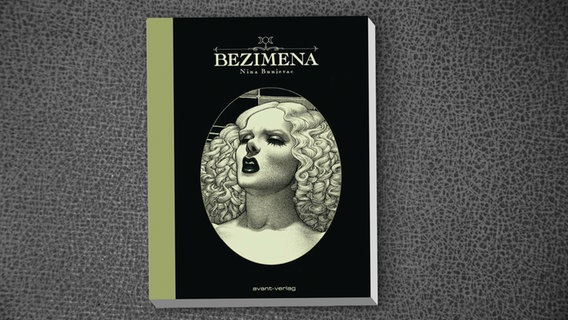 "Cover der Graphic Novel ""Bezimena"" © avant-Verlag"