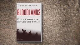 Cover: Bloodlands von Timothy Snyder © C. H. Beck Verlag
