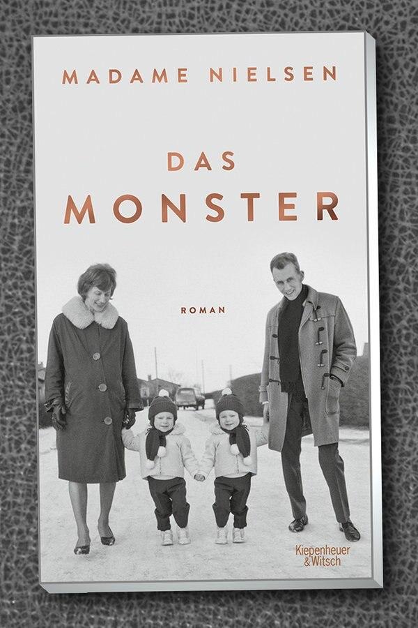 """""""Das Monster"""": Surrealer Roman von Madame Nielsen"""
