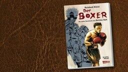 Buchcover: Der Boxer von Reinhard Kleist. © Reinhard Kleist / Carlsen Verlag, Hamburg 2012