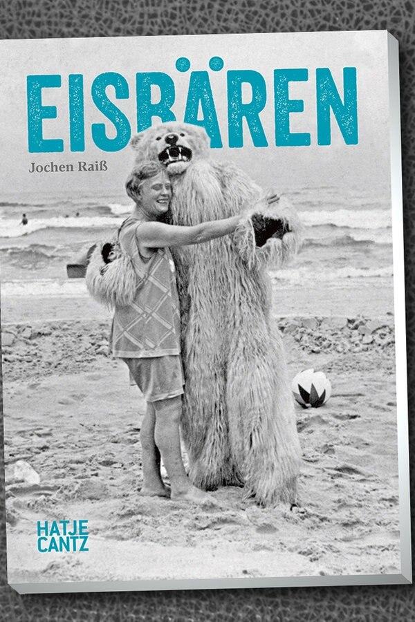 """""""Eisbären"""": Bildband mit kuriosen Fotos von Jochen Raiß"""