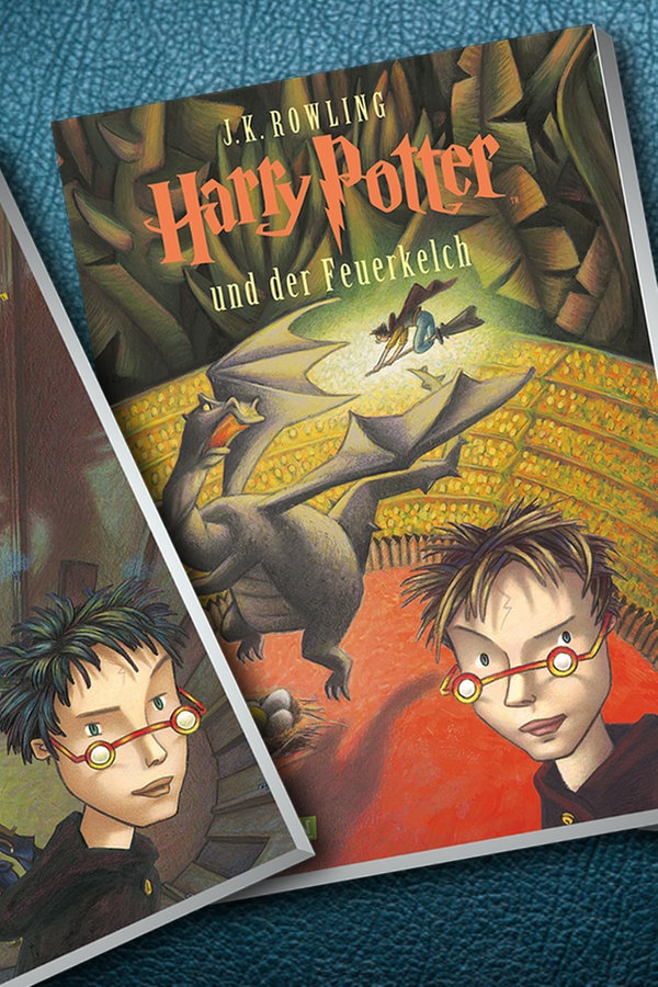 Harry Potter Buch