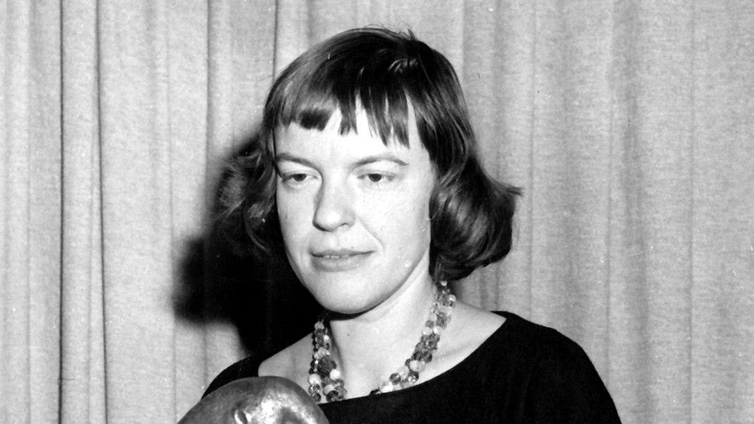 Ingeborg Bachmann Liest Anrufung Des Großen Bären Ndrde