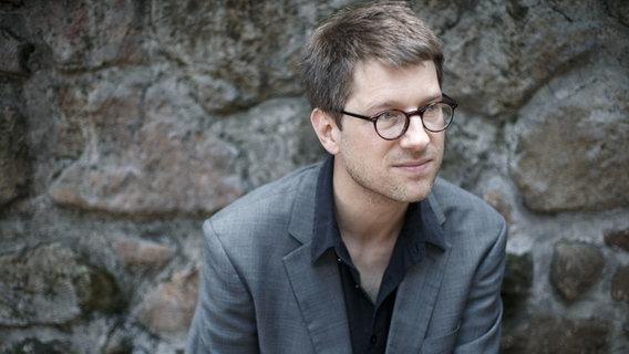 Autor und Gewinner des Preises der Leipziger Buchmesse 2015 Jan Wagner