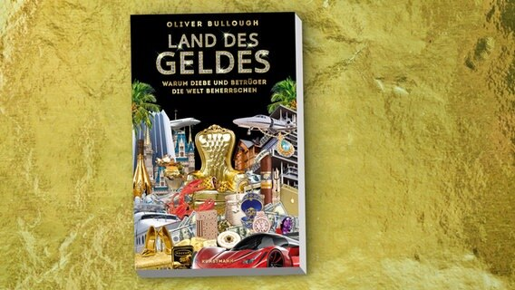 Oliver Bullough: Land des Geldes (Cover)