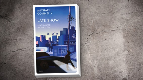 "Michael Connelly: ""Late Show"" (Cover)"