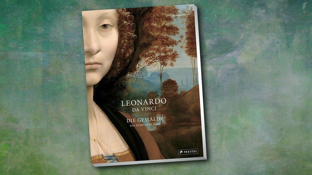 Gemälde des Universalgenies Leonardo da Vinci