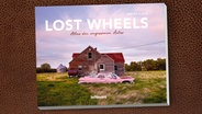 "Buch ""Lost Wheels Atlas der vergessenen Autos"" © 2019/Dieter Klein/All rights reserved. Foto: Dieter Klein"