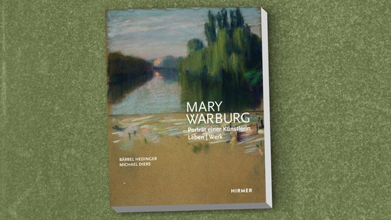 "Cover des Bildbands ""Mary Warburg"" © Hirmer Verlag"
