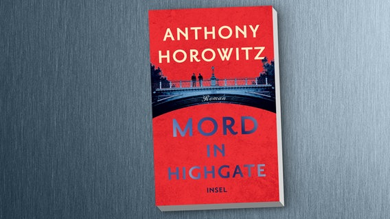 "Anthony Horowitz: ""Mord in Highgate"" © Insel bei Suhrkamp"