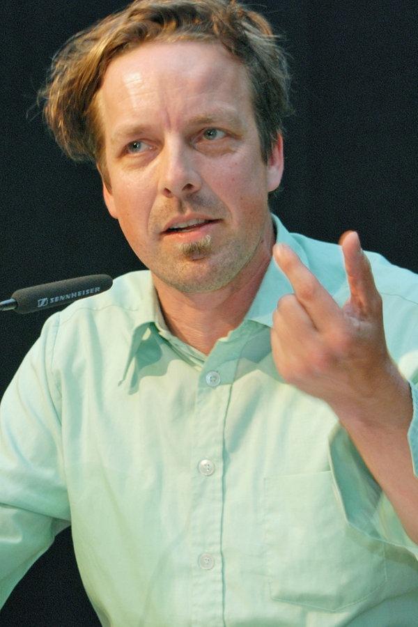 Arne Rautenberg: Kinder-Lyrik in der Bücherhalle