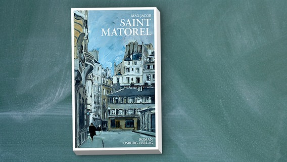 Max Jacob: Saint Matorel (Cover)