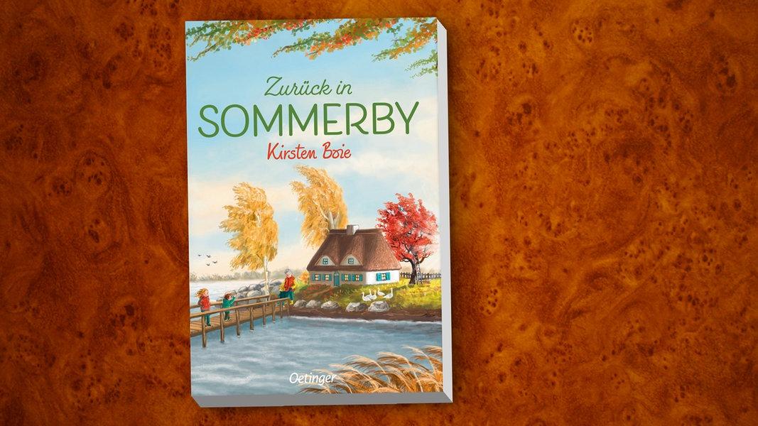 `Zurück in Sommerby`: Kirsten Boies Sommerby-Fortsetzung