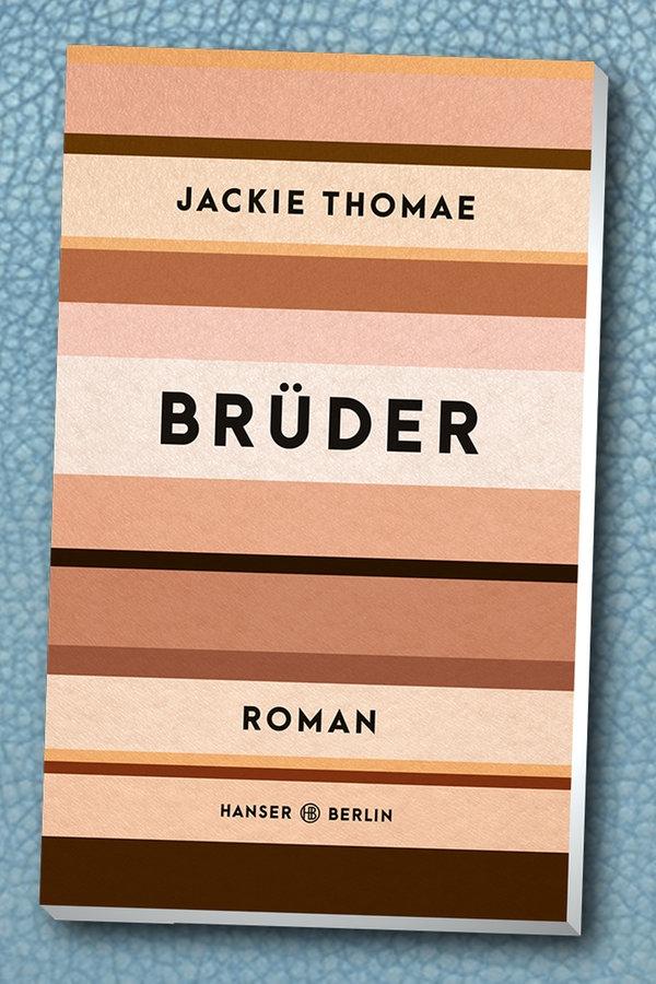 "Jackie Thomae: ""Brüder"""