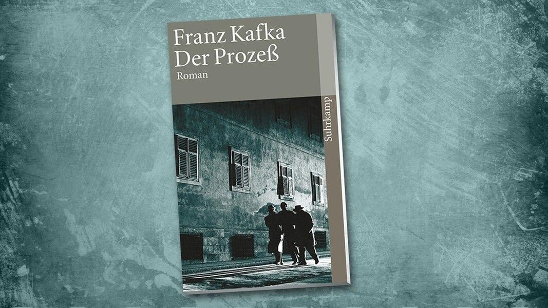 Franz Kafka Der Prozess Ndrde Kultur Buch