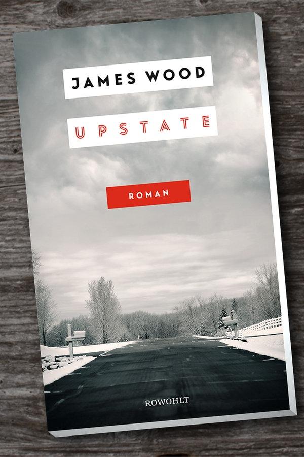 """James Wood: """"Upstate"""""""