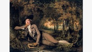 Joseph Wright of Derby: Sir Brooke Boothby, 1781 © Tate, London. Nachlass von Agnes Ann Best 1925 / Hatje Cantz Verlag