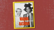 "Bildband: ""Warhol on Basquiat"" (Cover) © Michael Dayton Hermann, The Andy Warhol Foundation for the Visual Arts / Taschen Verlag"