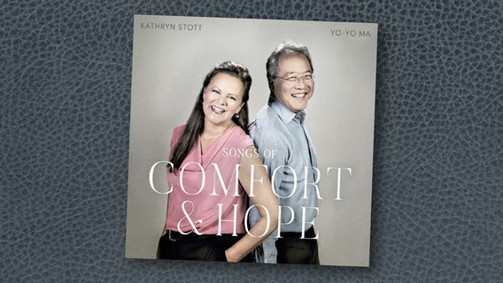 "CD-Cover: ""Songs of Comfort and Hope"" Yo-Yo Ma, Kathryn Stott © Sony Classical"
