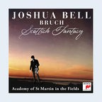 CD-Cover: Joshua Bell - Bruch: Scottish Fantasy © Sony Classical