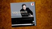 CD-Cover: Volodos Plays Brahms © Sony Classical