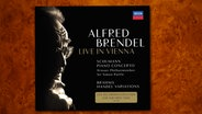 CD-Cover: Alfred Brendel - Live in Vienna © Decca