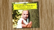 CD-Cover: Franco Fagioli - Handel Arias © Deutsche Grammophon