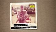 CD-Cover: Daniel Hope - My Tribute To Yehudi Menuhin © Deutsche Grammophon