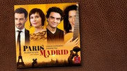 "CD-Cover: ""Paris-Madrid"" © Erato Warner Classics"