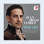 CD-Cover: Juan Diego Florez - Mozart © Sony Classical