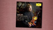 CD-Cover: Daniel Hope - Journey to Mozart © Deutsch Grammophon